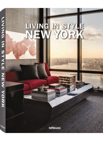 TeNeues Living in style : New York
