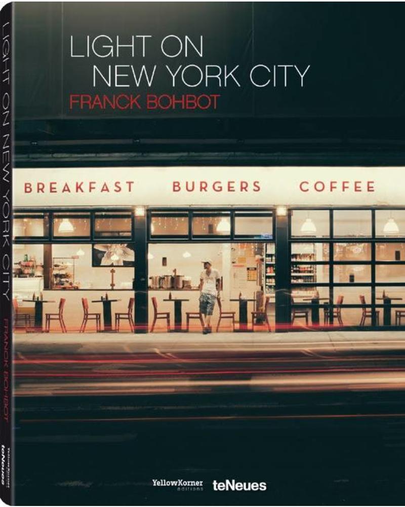 TeNeues Bohbot Franck - Light on New York City