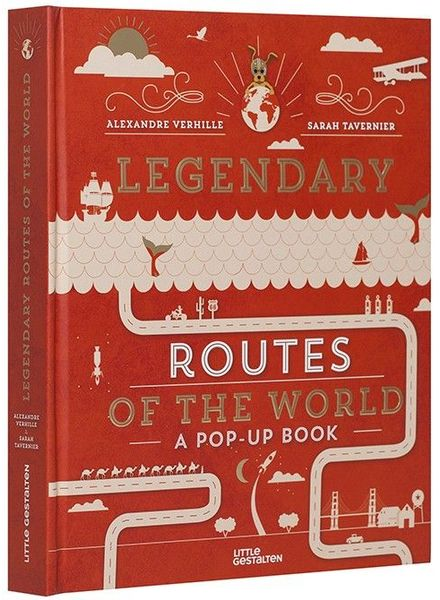 Gestalten Legendary routes of the world