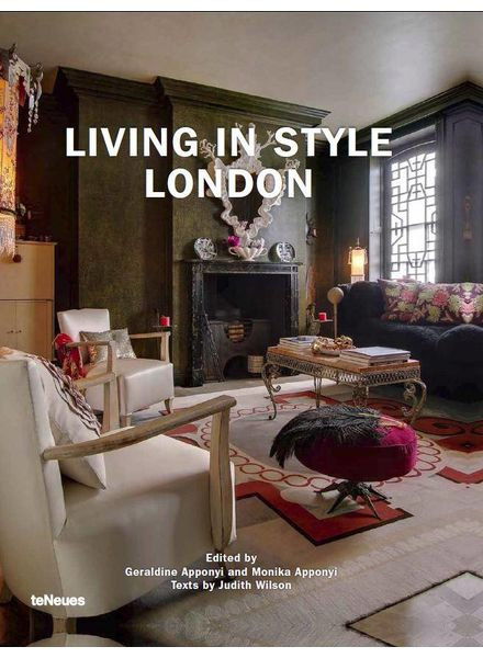 TeNeues Living in style : London