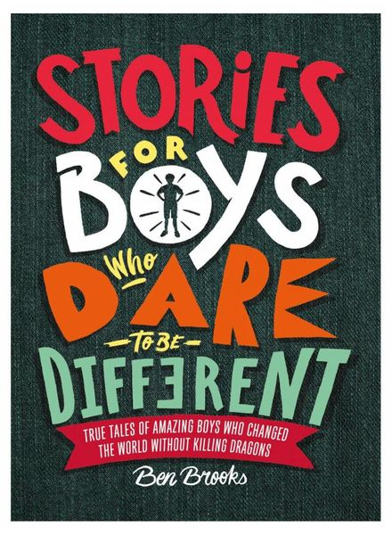Quercus Stories for boys who dare to be different