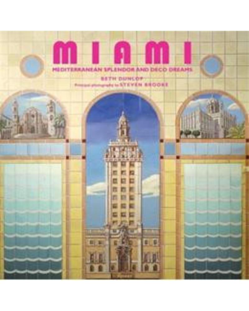 Miami, Mediterranean splendor and deco dreams