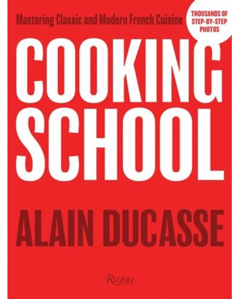 Rizzoli Cooking school, Mastering Classic and Modern French Cuisine