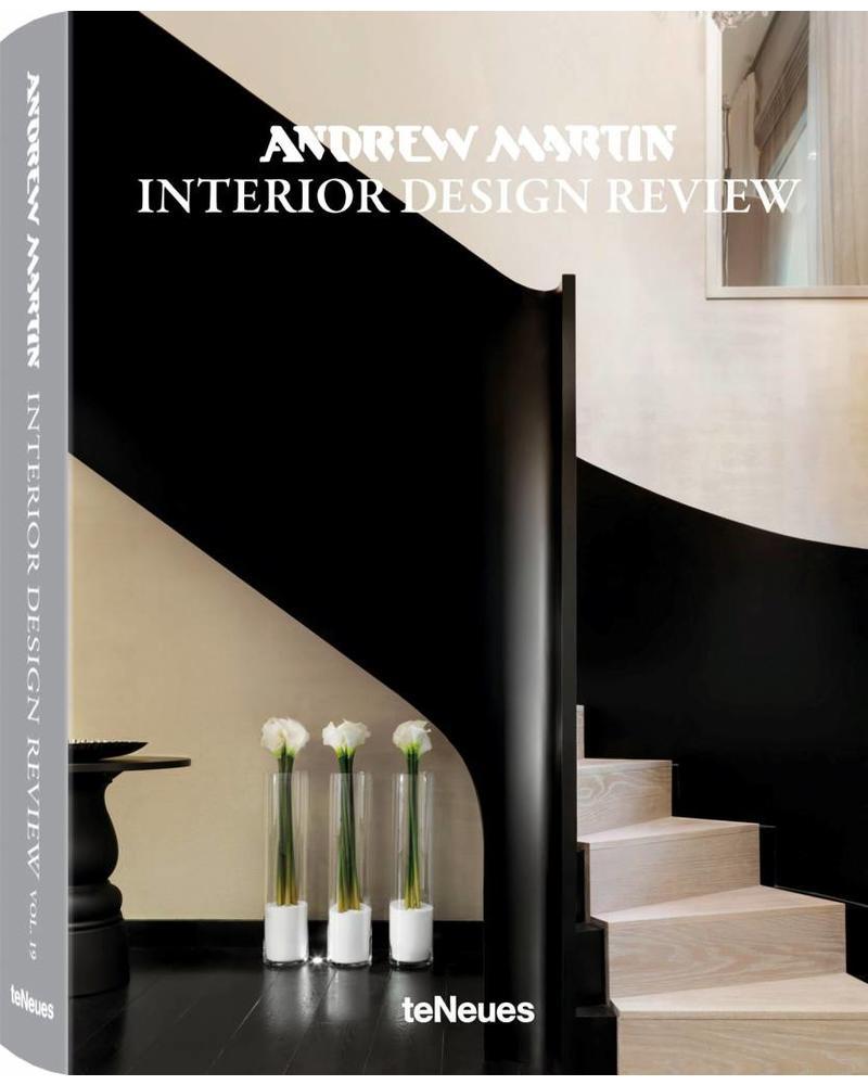 TeNeues Martin andrew, Vol 19 Interior design review