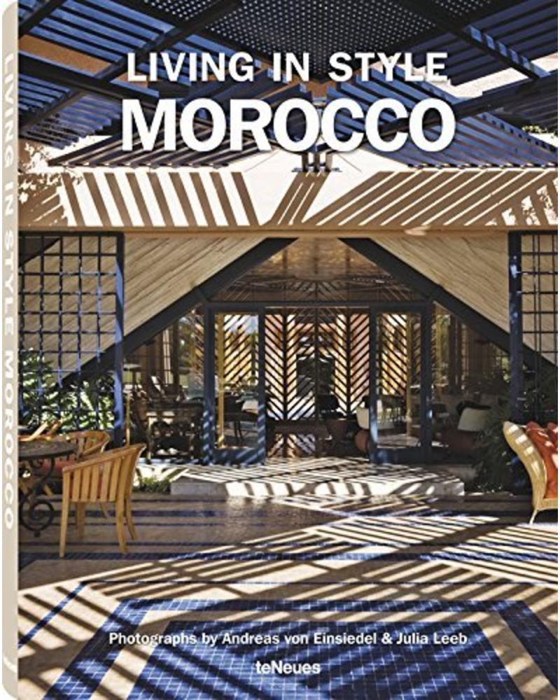 TeNeues Living in style - Morocco