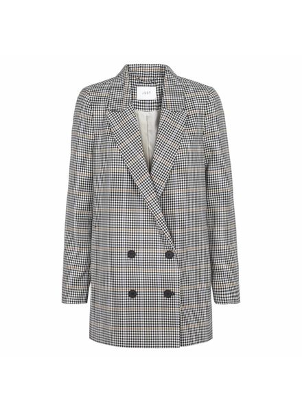 Just Female Holmes blazer - Bright Check