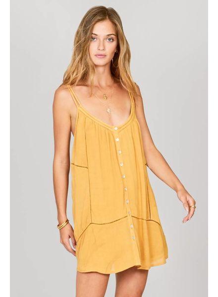 Amuse Society Beach affair dress - Honey
