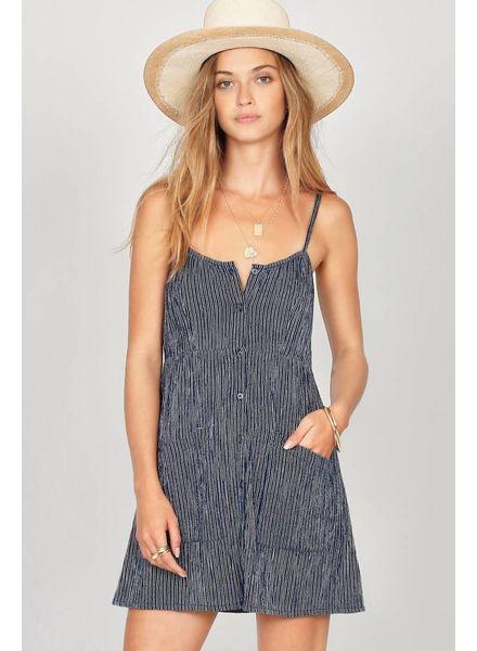 Amuse Society Brunch date dress - Navy