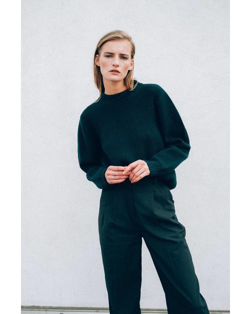 âme antwerp Mathilda - Dark Green
