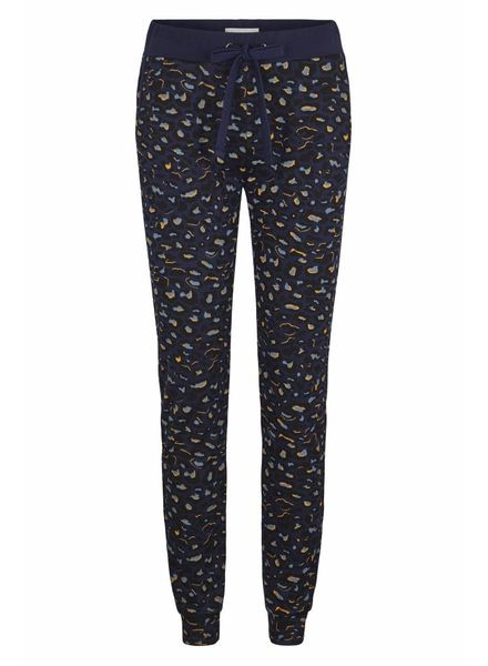 Just Female Morgan trousers - Blue leo