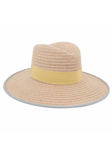 D'estrëe Cindy straw hat - Naturel jaune