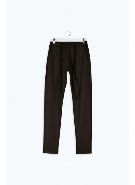 StudioRuig Trousers Bries/thick - Black