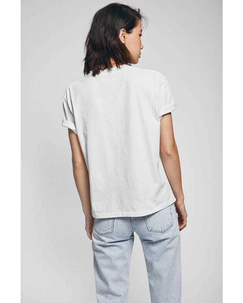 Anine Bing True You Tee - White