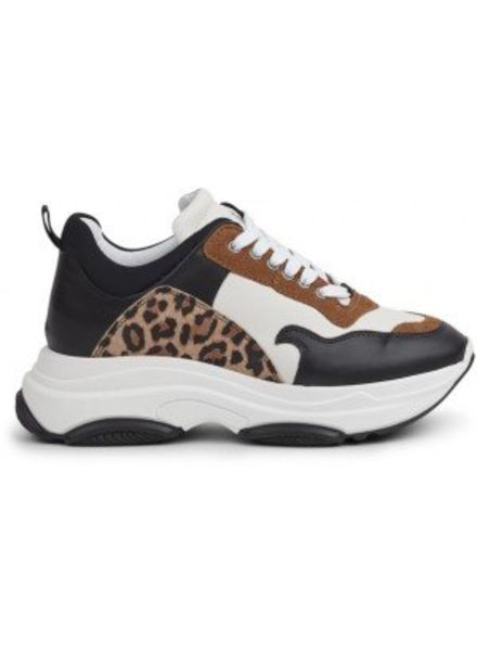 Just Female Milan sneaker - Leopard