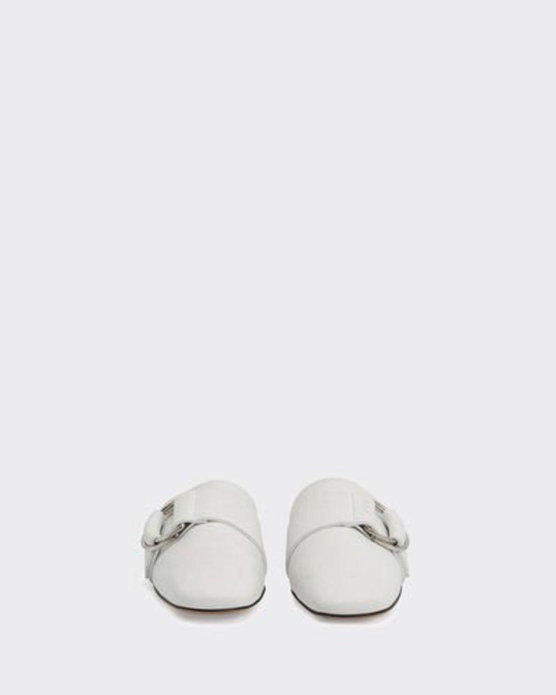 Iro Met Mocassin - White