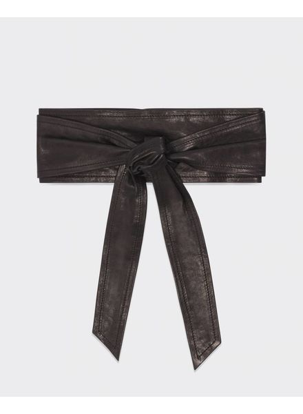 Iro Simply Belt - Black