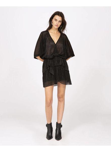 Iro Wide Dress - Black