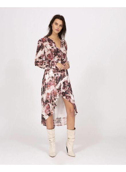 Iro Garden Dress - Ecru