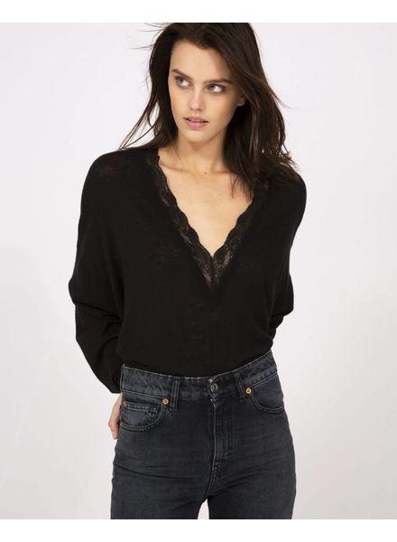 Iro Shocking Sweater - Black