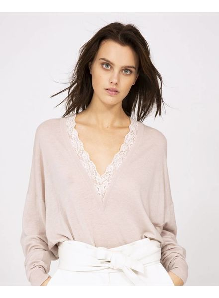 Iro Shocking Sweater - Sand
