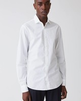 Hope Ned Shirt - White