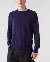 Hope Compose Sweater - Dk Blue