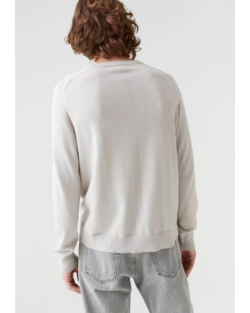 Hope Compose sweater - Pale Grey