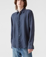 Hope Air Clean Shirt - Dk Blue