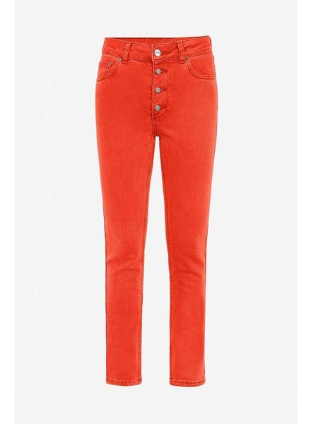 Anine Bing Frida jeans - Red