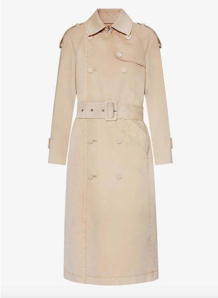 Anine Bing Stormi Trench - Camel