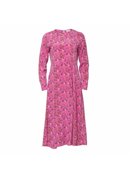 Julie Fagerholt Holin Dress - Pink Print