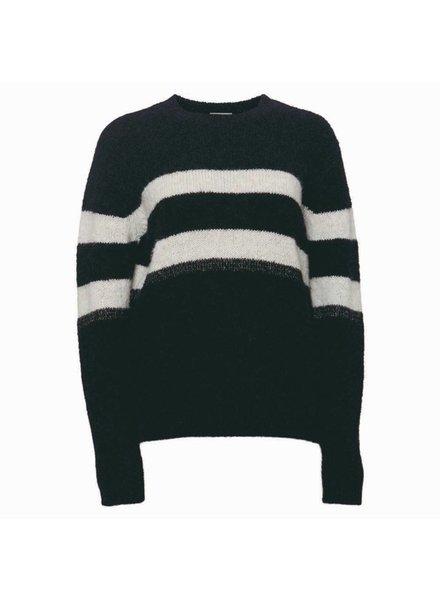 Julie Fagerholt Kila sweater - Navy