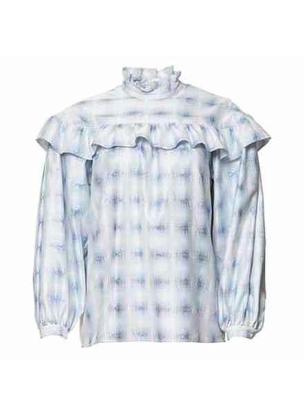 Julie Fagerholt Tasky Shirt - Blue Stripe