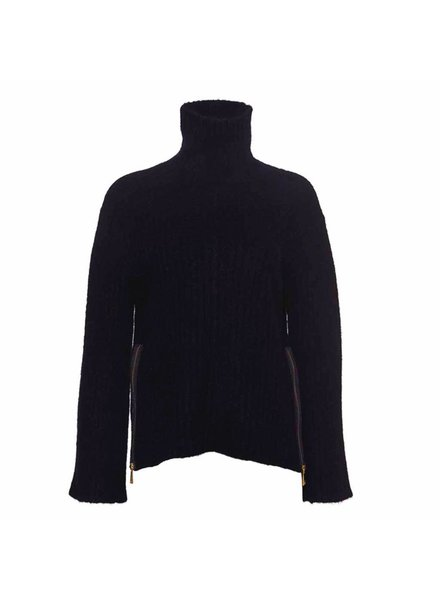Julie Fagerholt Kayso Sweater - Dark Blue