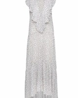 Magali Pascal Illia Maxi Dress - Tulip Off White