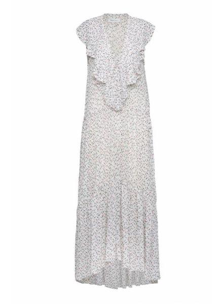 Magali Pascal Illia Maxi Dress - Tulip Off White