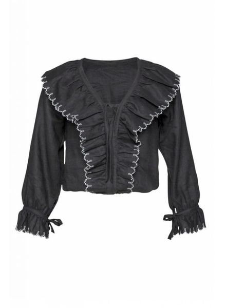 Magali Pascal Sabrina Top - Black