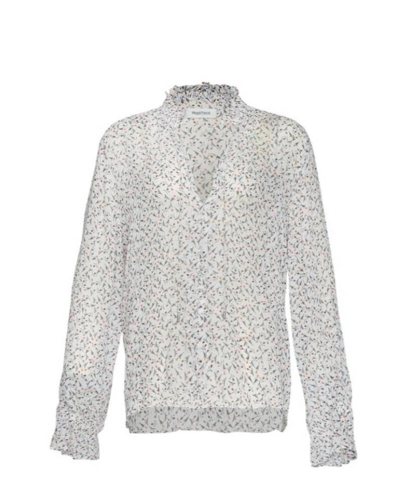 Magali Pascal Louise Shirt - Tulip Off White