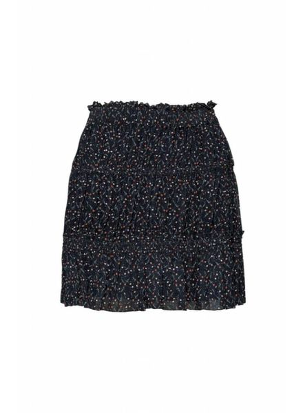 Magali Pascal Eline Skirt - Tulip Off Black