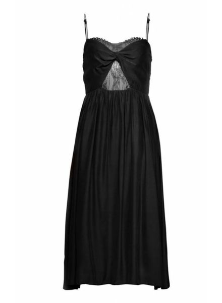 Magali Pascal Ambre Dress - Black - XS