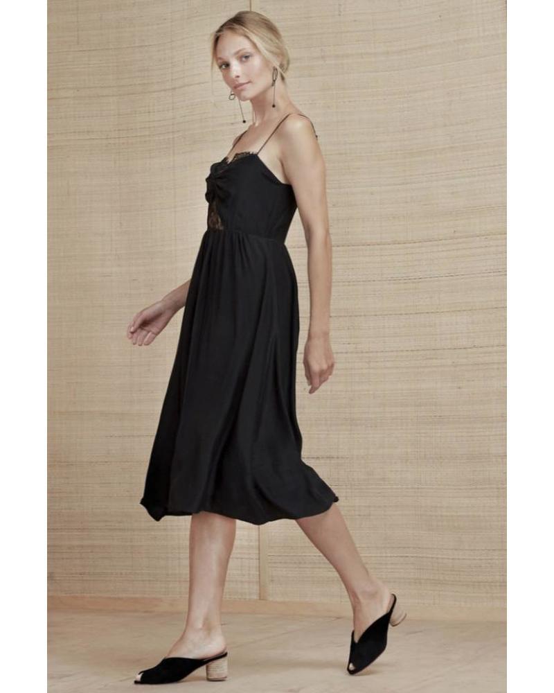 Magali Pascal Ambre Dress - Black