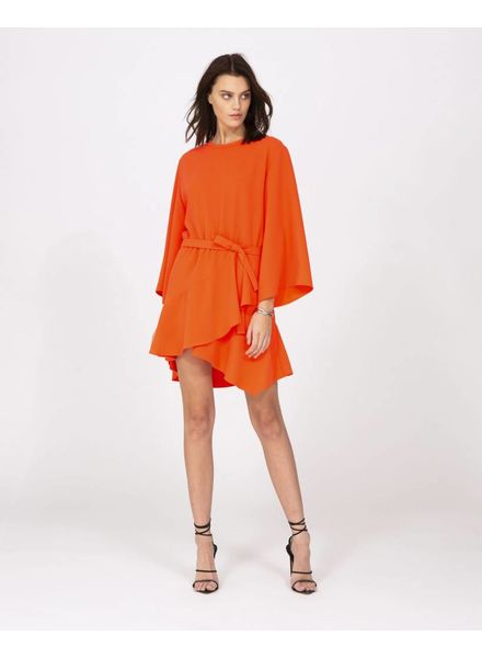 Iro Layer10 dress - Orange
