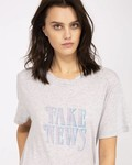 Iro Hothead T-Shirt - Light Grey