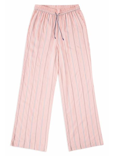 Wood Wood Darla trousers - Light Rose Stripe