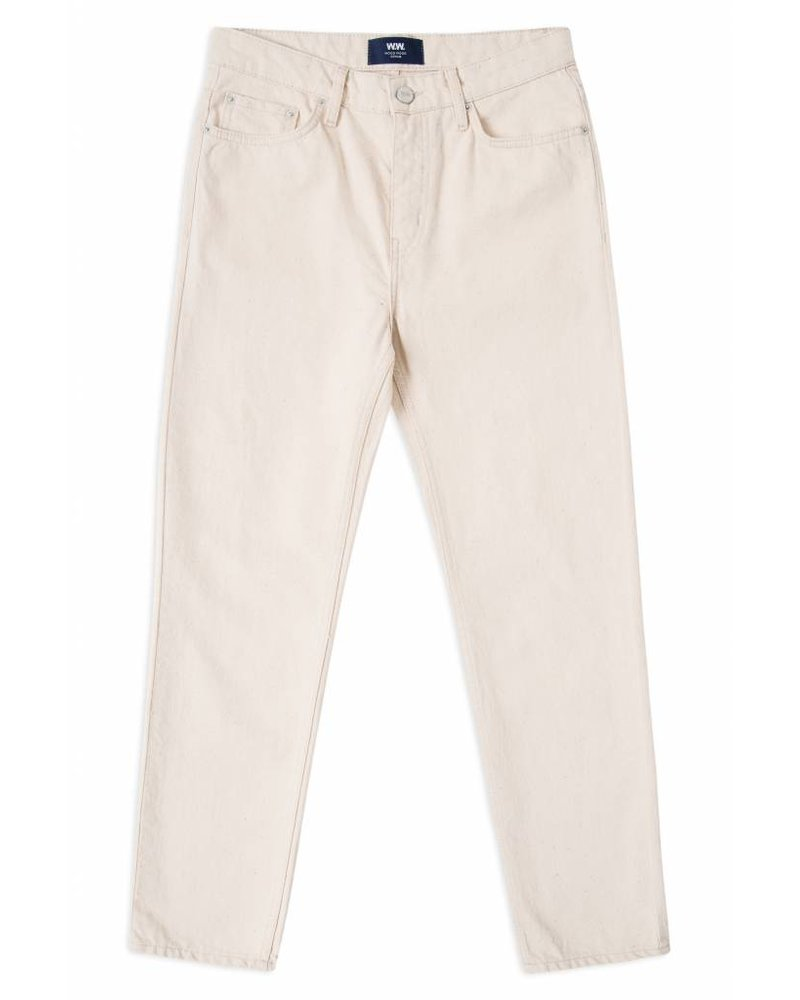 Wood Wood Eve Jeans - Off White