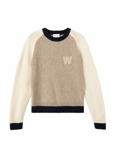 Wood Wood Asta sweater - Khaki