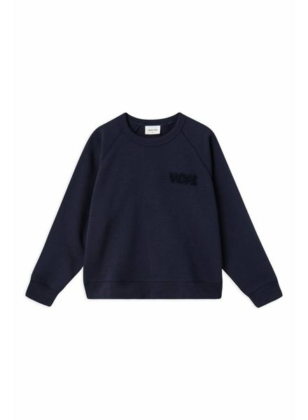 Wood Wood Jerri sweatshirt - Navy