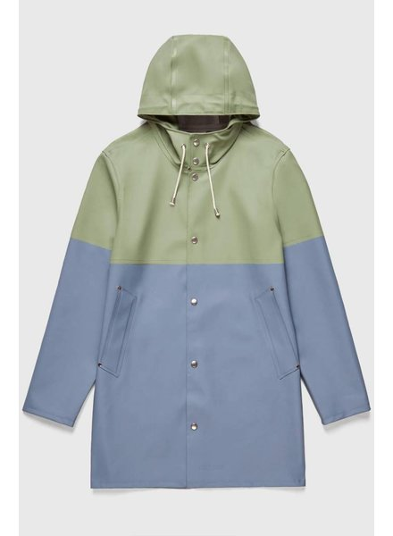 Stutterheim Stockholm Blocked - Desert Green