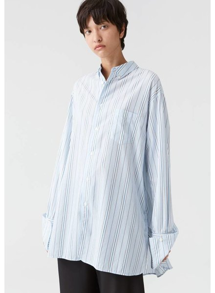 Hope Vibe shirt - Blue Stripe