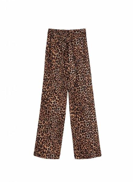 Nanushka Luma pants - Ocelot